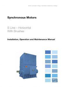 thumbnail of WEG-synchronou-motor-with-brushes-11997784-manual-english